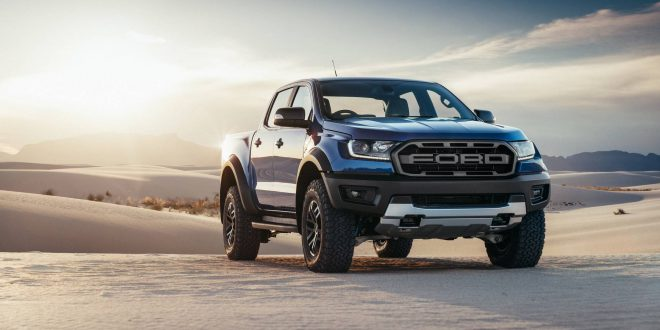 Ford Raptor-izes Ranger With 210 HP Diesel