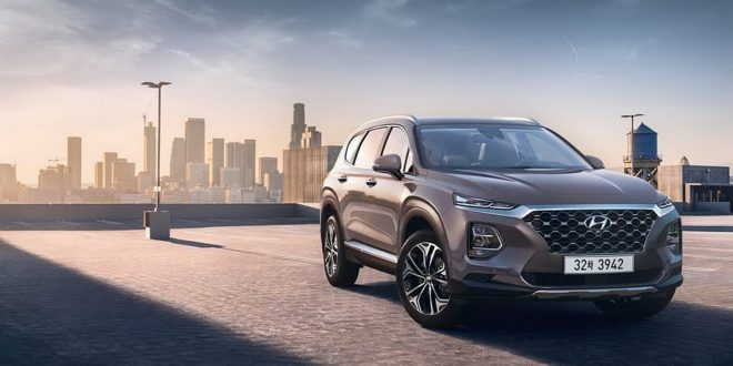 Official 2019 Hyundai Santa Fe Images Released