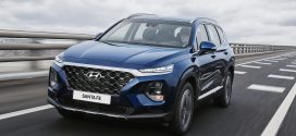 2019 Hyundai Santa Fe Sports More Tech, Diesel Power