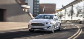 Ford Phasing out Sedans in North America