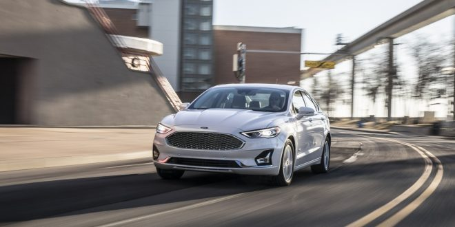 Ford Fusion Name May Return on a Wagon
