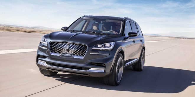 Lincoln Planning Five New Vehicles in China
