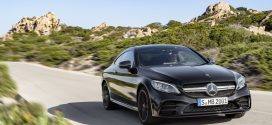 2019 Mercedes-Benz C Class Coupe and Cabriolet Revealed