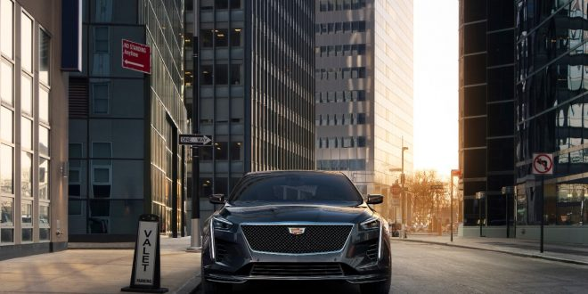 Exclusive Cadillac CT6-V Starts at $89,785