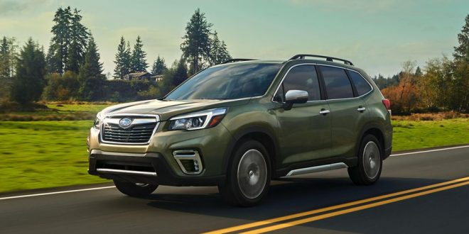 2019 Subaru Forester Grows in Size, Loses Turbo Engine