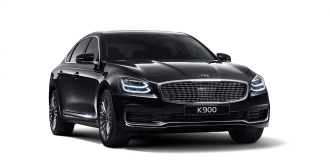 2019 Kia K900 Breaks Cover