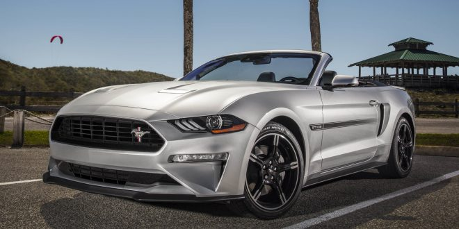 Next Ford Mustang Coming in 2021 With Available AWD