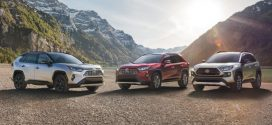 2019 Toyota RAV4 Offers Less Cute, More Ute