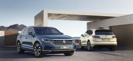 Lighter, More Luxurious 2019 VW Touareg Revealed