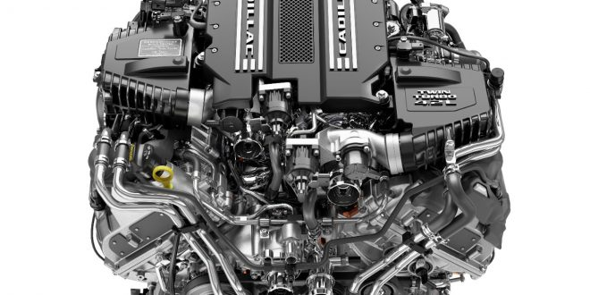 Years Later, Cadillac Finally has its Ultra V-8