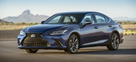 2019 Lexus ES Revealed With Sportier Look, More Tech