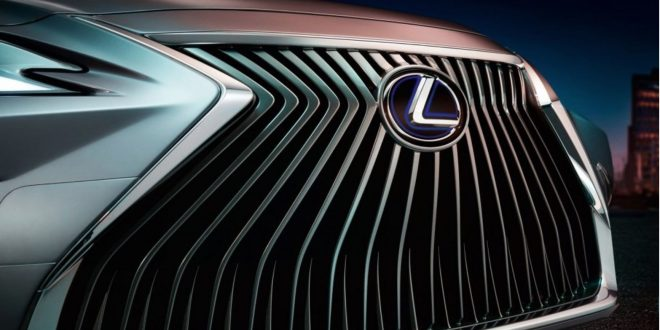 Lexus' First EV to be Previewed in Tokyo