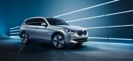 Electric BMW iX3 to be Imported From China