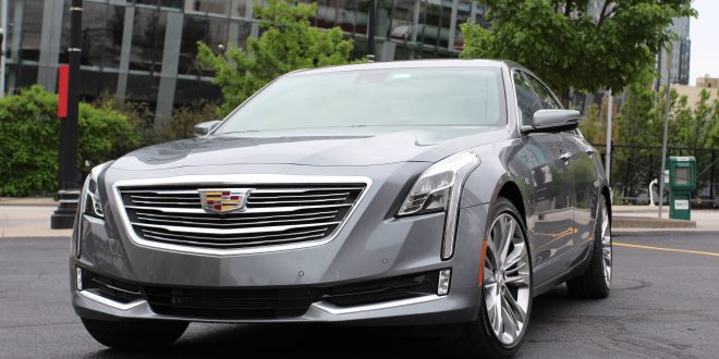Top Five Tech: 2018 Cadillac CT6