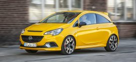 2018 Opel Corsa Gets GSi Treatment