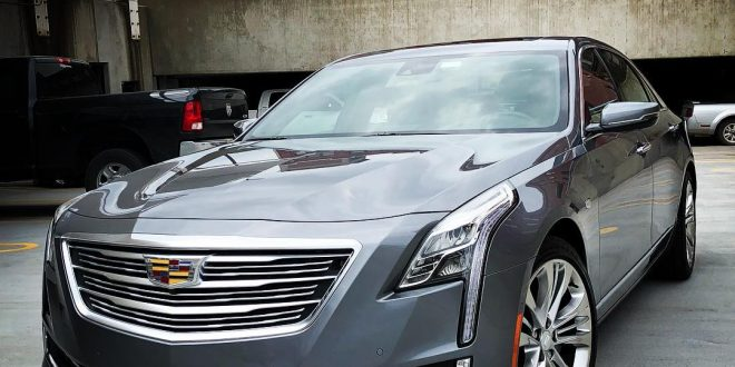 Now Testing: 2018 Cadillac CT6 Platinum