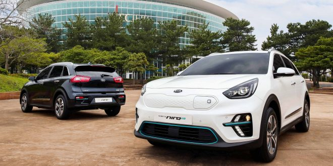 2019 Kia Niro EV Revealed With 280-Mile Range