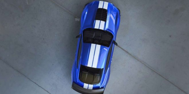 Report: Ford Mustang Shelby GT500 May Lack Manual Gearbox