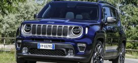 Jeep Confirms 2020 Renegade Plug-In Hybrid