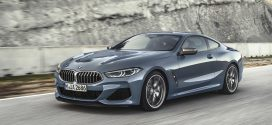 2019 BMW 8 Series Bows in Production Guise