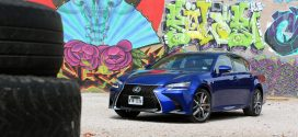 2018 Lexus GS 300 F-Sport Review