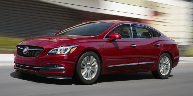 2019 Buick LaCrosse ST is all Looks