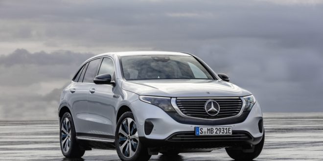 Mercedes-Benz Goes Electric With New EQC