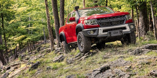 Chevrolet Reveals Colorado ZR2 Bison