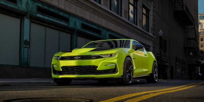 Report: Chevrolet Rushing Camaro SS Facelift
