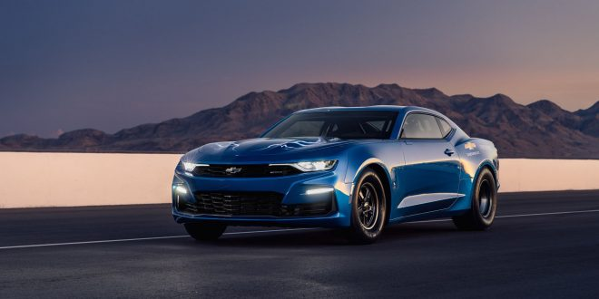Chevy Camaro eCOPO is a 700 HP Electric Drag Racer