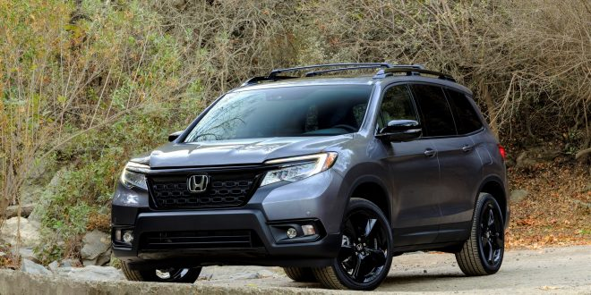 2019 Honda Passport Ready For Adventure