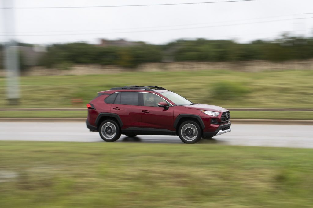 2019 Toyota RAV4 Adventure Side View