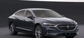 Refreshed 2020 Buick LaCrosse Surfaces Online