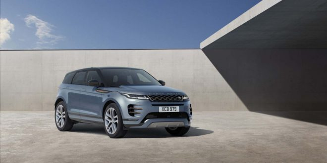 2020 Land Rover Range Rover Evoque: Don't Mess With Success
