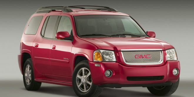 GM Trademark Suggests GMC Envoy Return