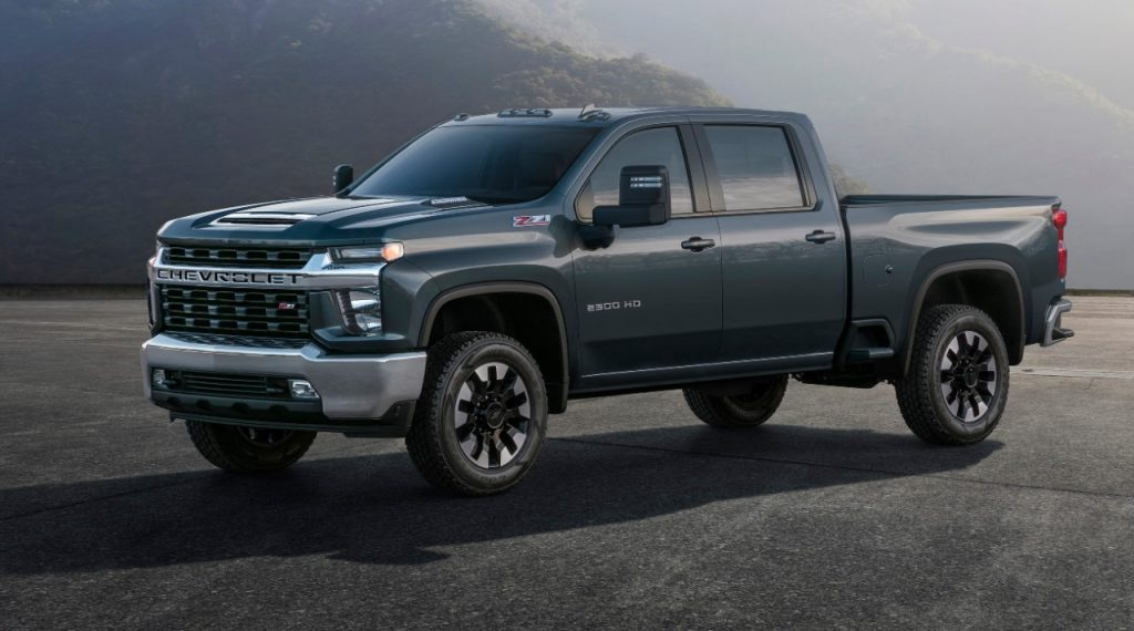 2020 GMC Sierra Denali HD Teased | AutoVerdict
