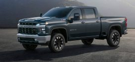 2020 Chevrolet Silverado HD Previewed
