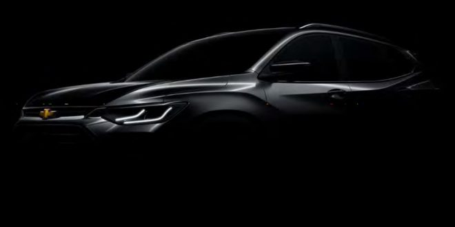 GM Teases Unknown Chevrolet Crossover