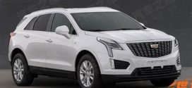 China Leaks 2020 Cadillac XT5 Refresh