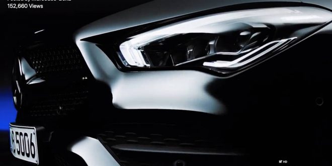 2020 Mercedes-Benz CLA Offers Most Revealing Look Yet