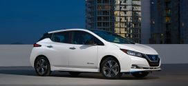 2019 Nissan Leaf Plus Grows Electric Range