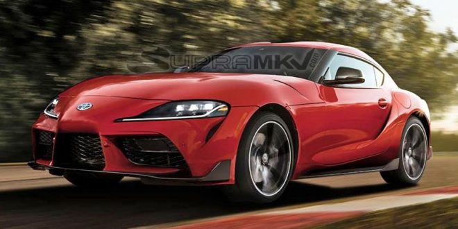2020 Toyota Supra Leaks Again, $49,990 Price Claimed
