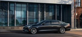 Cadillac CT6 Platinum Offering Blackwing V-8 Option