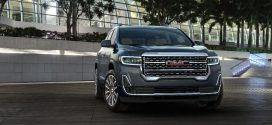 2020 GMC Acadia Gets Bolder Look, New Tech