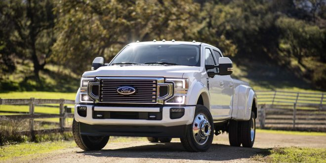 2020 Ford Super Duty Revealed