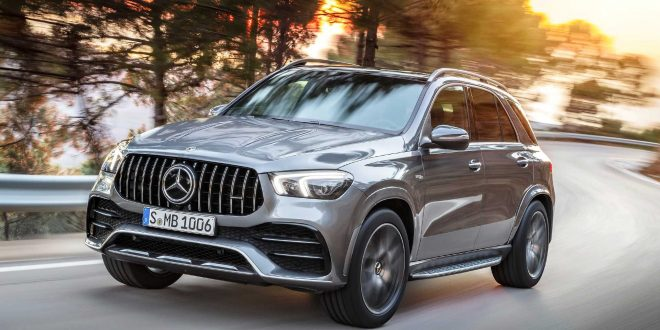 2020 Mercedes-Benz GLE Coupe Teased