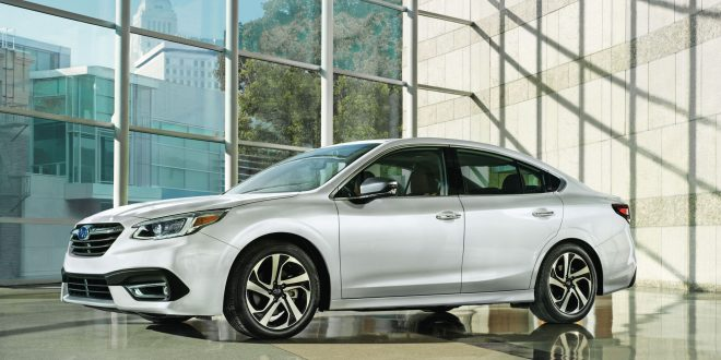 2020 Subaru Legacy Debuts With Fresh Look, Big Screen