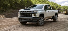 2020 Chevrolet Silverado HD Priced Comparable to 2019 Model