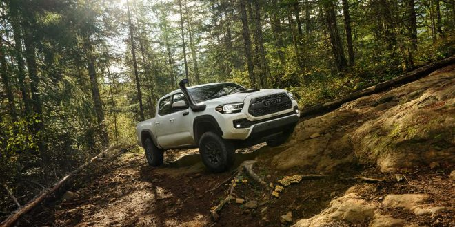 2020 Toyota Tacoma Aims to Maintain Midsize Sales Crown