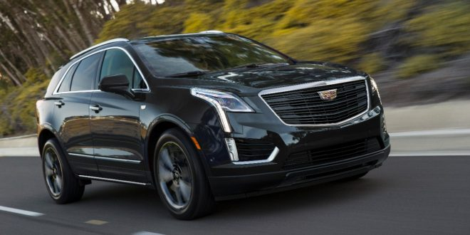 Cadillac Adds Some Sport to XT5